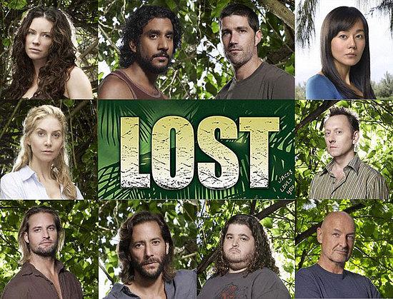 Top five favorite tv shows Lost-casr