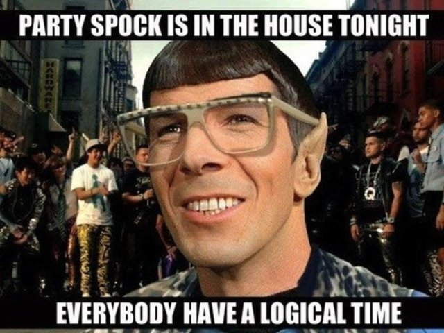 party-spock